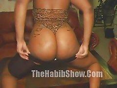 50 inch bubble butt stripper fucked