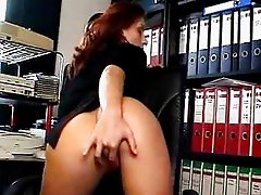 Feeling horny at work