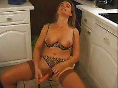 Kitchen Veggie Sex by snahbrandy