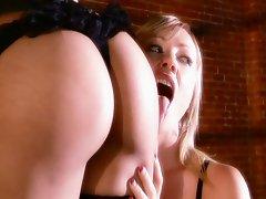Hot Lock Down Sodomy Sluts Adrianna & Desiree