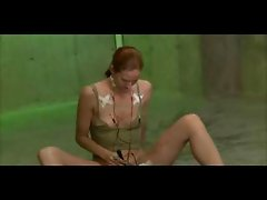 Electro Stimulation And Hot Wax