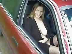 Busty German Bitch