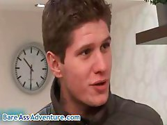 David Road in hot gay threesome porn part5