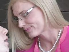 Shyla Jameson and Darryl Hanah threesome