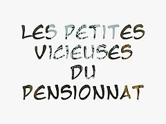 Les vicieuses du pensionnat - Shower (4 on 6)