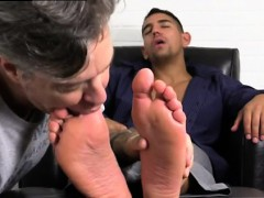 Gay sexy nude men with big feet first time Jake Torres Gets