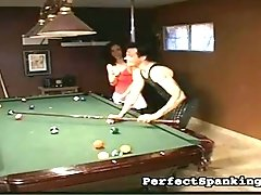 Pool Table Strokes