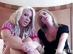 Femdom babes want to fuck you with strapon BDSM compilation