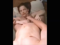 beautiful redhead facial 2 pov