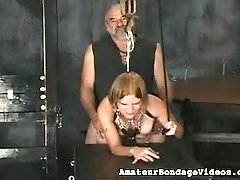 Blowjobs in ropes