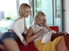 Sweet horny Katy Jayne sucking a huge cock for pleasure