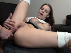 naughty-hotties net - austrian babe anal quickie with stepda