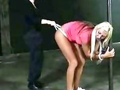 Big booty slave girl has creepy bondage sex BDSM porn