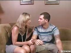 Teen Visits Her Stepmom With Her New Boyfriend
