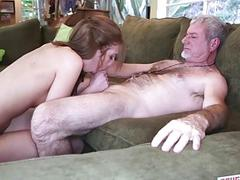 Nicoles Sweet Fucking of a Life Time with Bffs Dad