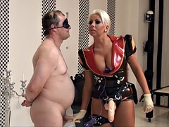 German mistress strapon bi mmf