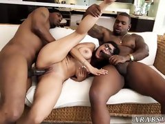 Sexy muslim and arab cock My Big Black Threesome