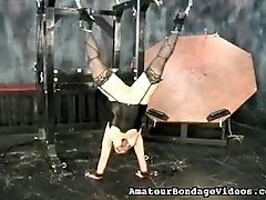 Caning and fucking clip