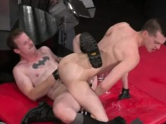 Teen anal fisting video download gay In an acrobatic 69, Axe