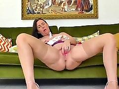 busty european milf masturbation - 101fap.com