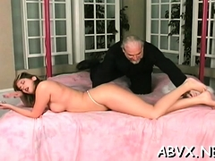 Naked doll fetish bondage sex scenes with old dude