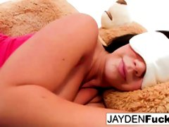 Jayden Jaymes, Jayden Cole, Dylan Ryder and puba bear