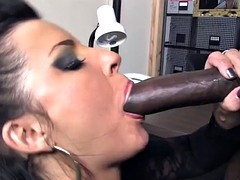 A bbc for hotwife tori lux while watching ccuckold