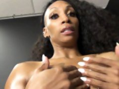 Coco Crush Is One Bad Ebony Mistress