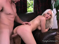 Stunning Blonde Christina Gets Fucked By Her Tutor