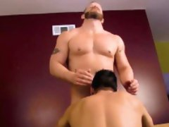 Hot twink scene Dominic Fucked By A Married Man