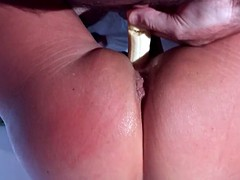 Close - wet pussy