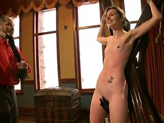 a great bondage video with hot ladies