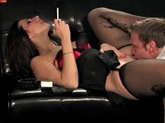 amazing smoking sex