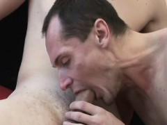 Bareback Ass Fucking and Felching
