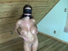 Large Boobs getting screwed doggystyle