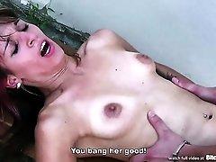 Bitch Stop - Skinny and tight Czech girl Verca