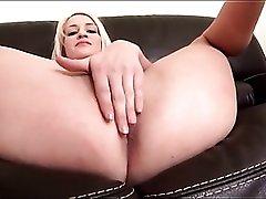 Big titties look super hot in sports bra