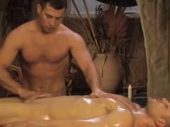 Gay Massage For The Genitals And Masturbation