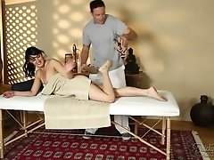 Undercover Masseuse