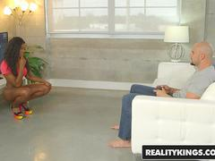 RealityKings - Round and Brown - Pay Attention To Me
