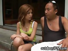 Kane Hotaru real real asian model enjoys part1