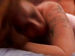 Beautiful big tits BBW Rhonda is a great fuck