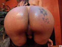 Colombian Tranny Camila Ross Huge Ass